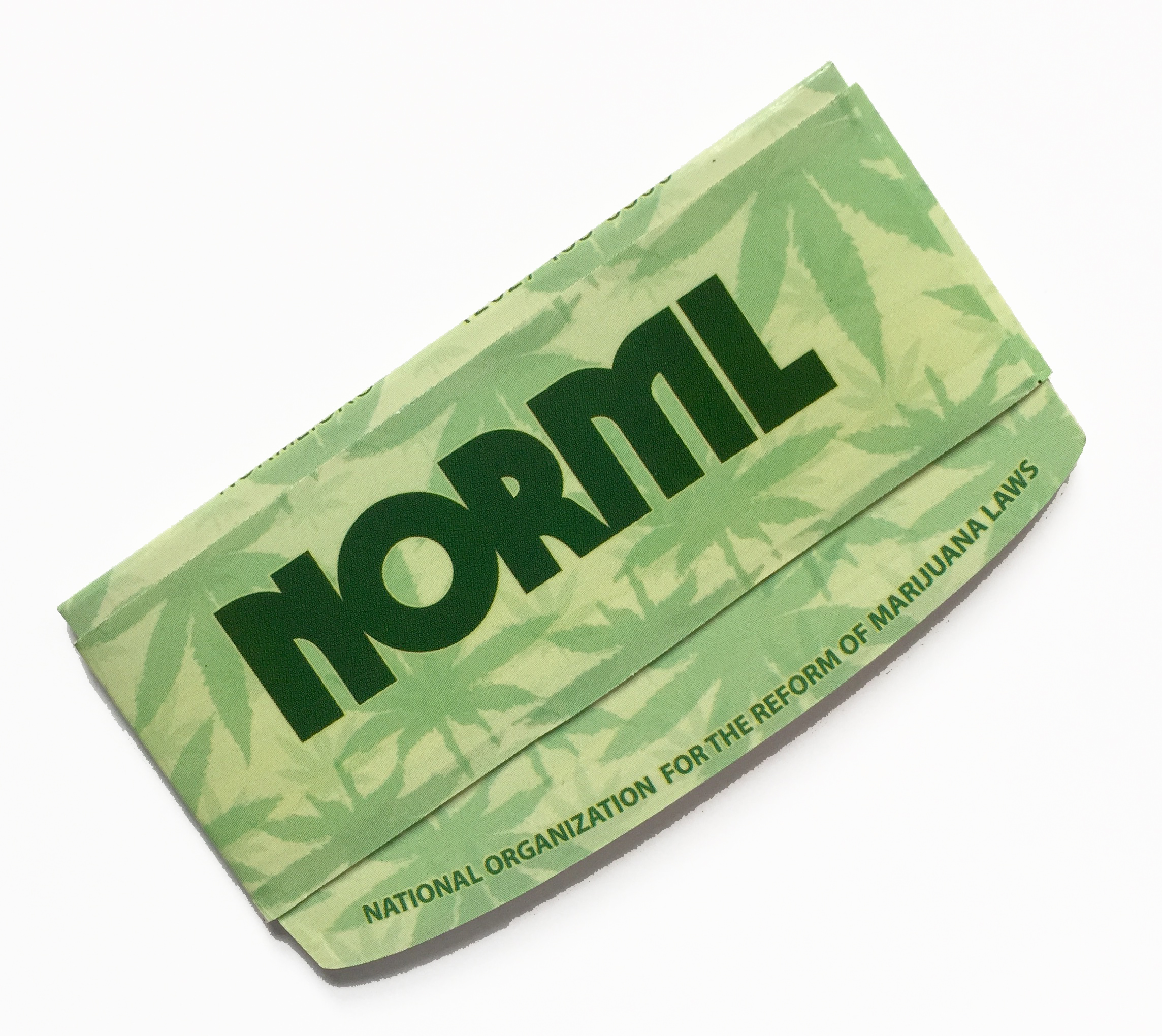 NORML Single Booklet