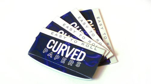 Curved Papers Four Pack