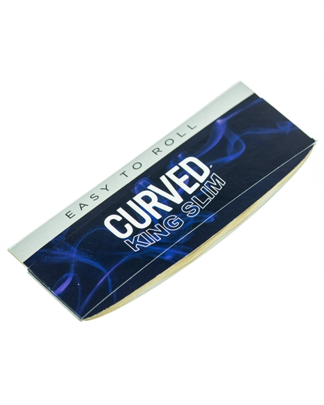 Curved King Slim Single Booklet